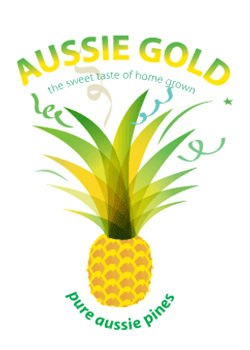 Aussie Gold Pineapples - Favco