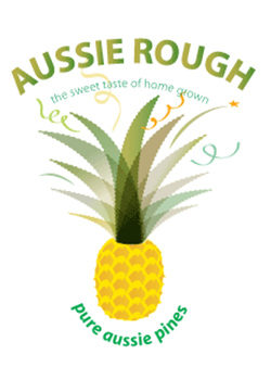 Aussie Rough Pineapples - Favco