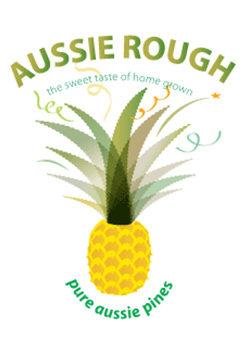 Aussie Rough Pineapples - Favco