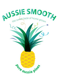 Aussie Smooth Pineapples - Favco